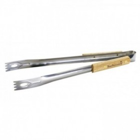 BARBECOOK - Pince 40cm Bois