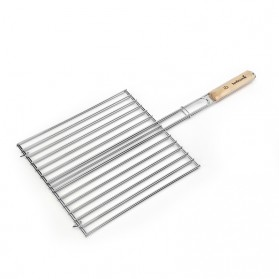 BARBECOOK - Grille à Steack rectangulaire 36x34cm