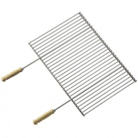 BARBECOOK - Grille Professionnelle 58,5x40cm