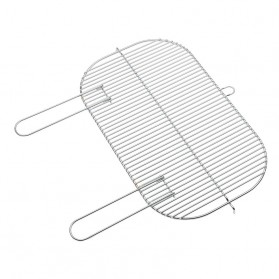 BARBECOOK - Grille ovale 55x33,6cm - Arena/Loewy 55