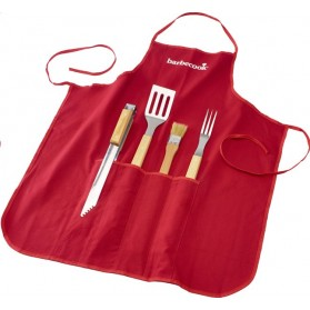 BARBECOOK - Tablier + Accessoires