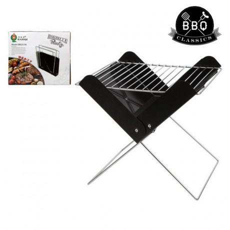 BBQ CLASSICS - Barbecue Portable NOIR