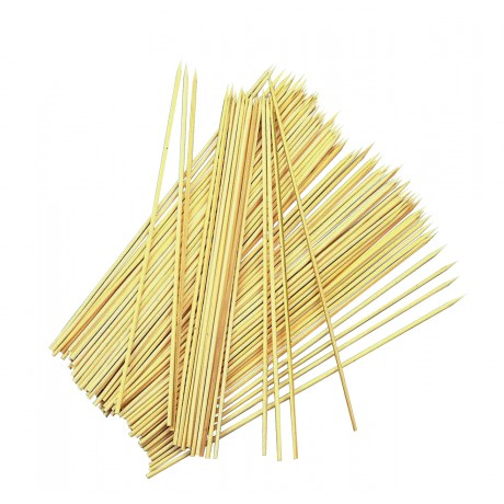 SOMAGIC - 100 Brochettes en Bambou
