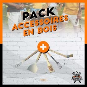 Pack Accessoires En Bois