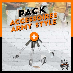 Pack Accessoires Army Style